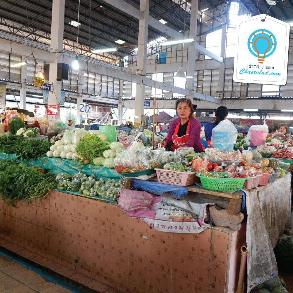 เช่าที่ขายของ ตลาดสดโพนทอง เช่าตลาด เช่าพื้นที่ขายของ เช่าที่ขายของ เช่าทำเลขายของ