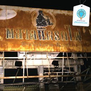 ตลาดนัดรถไฟ ที่ขายของ ตลาดบุญอนันต์ พื้นที่ขายของ เช่าที่ขายของตลาดนัด ทำเลขายของ