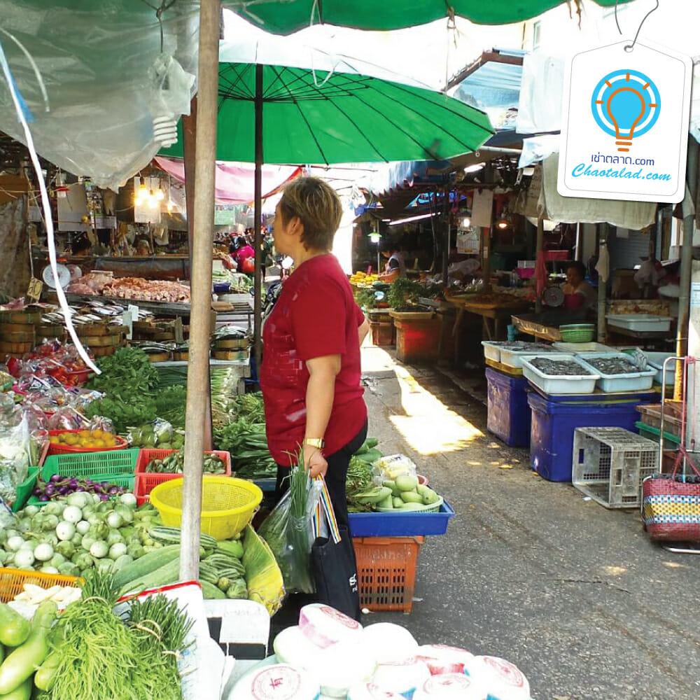 ขายของตลาดกลางคืน เช่าที่ขายของ หาพื้นที่ขายของ เช่าที่ เช่าตลาด