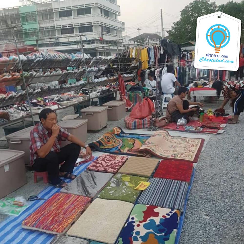 เช่าพื้นที่ขายของ เช่าตลาด จัด event ต่างๆ พื้นที่ว่างให้เช่าในตลาดนัด เช่าตลาด12
