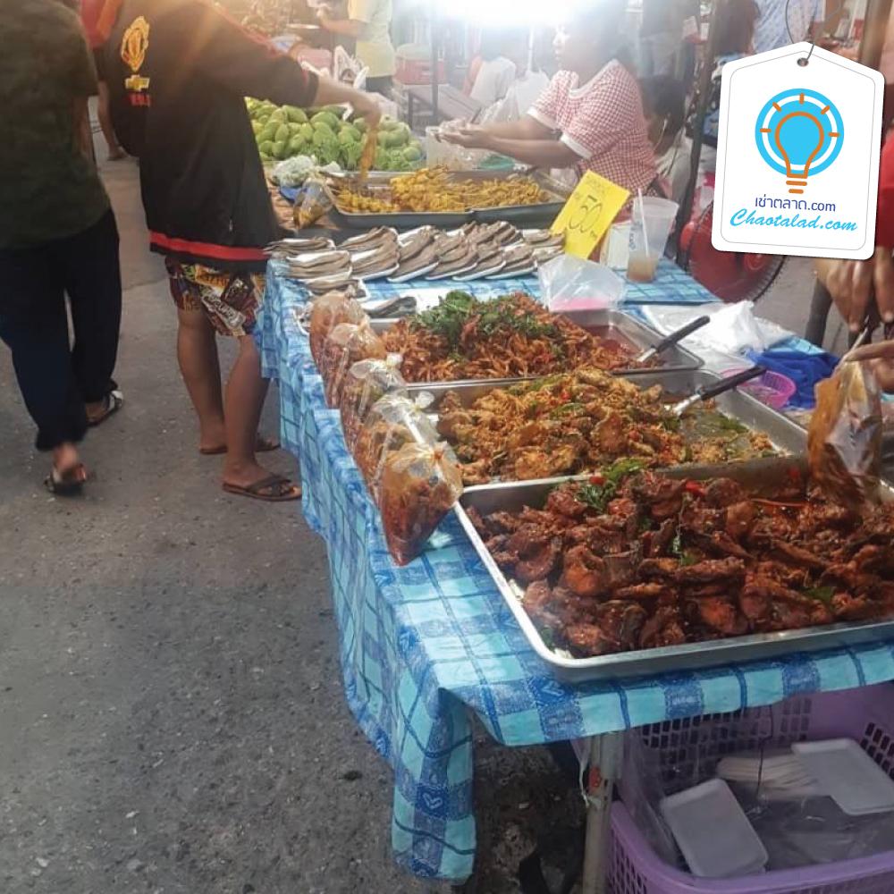 เช่าพื้นที่ขายของ เช่าตลาด จัด event ต่างๆ พื้นที่ว่างให้เช่าในตลาดนัด เช่าตลาด14