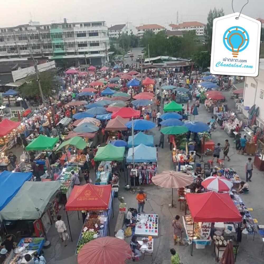 เช่าพื้นที่ขายของ เช่าตลาด จัด event ต่างๆ พื้นที่ว่างให้เช่าในตลาดนัด เช่าตลาด5