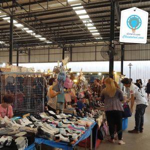 ตลาดนัดน่าเดิน ย่านนนทบุรี 2019 ที่ขายของอาหารสดสะอาดอร่อย