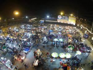 รวมตลาดนัดน่าเดิน Chill out ตลาดนัดกลางคืน ที่ขายของตลาดนัดกลางคืน