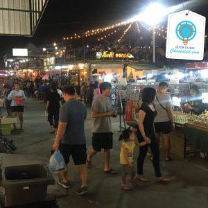 ตลาดนกฮูก ทำเลขายของ หาที่ขายของ เช่าตลาด